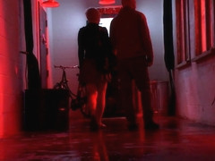 TS Danni Daniels fucks a Straight Couple in The Red Light Restricted