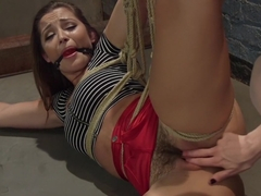 Hottest lesbian, fetish adult scene with crazy pornstars Lorelei Lee and Dani Daniels from Whipped.