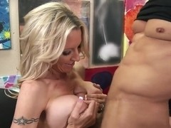 Two young sexy people Emma Starr and Tommy Gunn fuck wildly