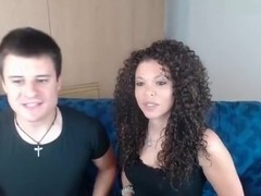 real_italian_couple private video on 06/22/15 18:38 from Chaturbate