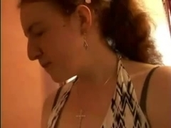 Fat British Non-Professional Large Tit Redhead Screwed