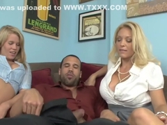 Exotic pornstars Charlee Chase and Aiden Aspen in best small tits, milf adult scene