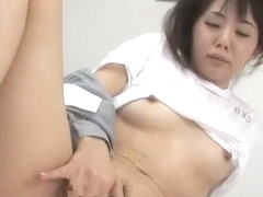 Best Japanese whore Nana Saeki, Meguru Kosaka, Tsubaki Katou in Crazy Lesbian/Rezubian, Medical JA.