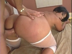 Large-butt latin babe cutie likes to fuck