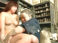 Incredible Japanese chick Aimi Ichika in Exotic Blowjob/Fera, Fetish JAV clip