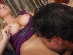 Abbey Brooks gets pounded by her handsome boss