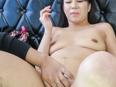 Fabulous Japanese chick Saya Fujimoto in Incredible JAV uncensored Hairy video