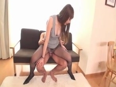Japanese Tall Woman is Fuckable!