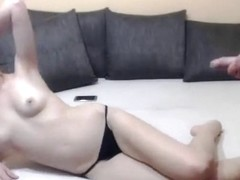 Horny Amateur movie with Skinny, College scenes