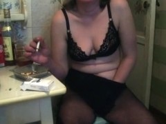 Horny Homemade video with Masturbation, Russian scenes