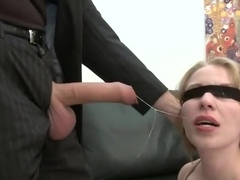 Naughty Maid - 18yr old Maid gets Punished by Boss, Rough Sex Gangbang