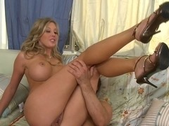 Pretty Samantha needs Bill's cock