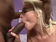 Incredible pornstar in crazy interracial, piercing porn video