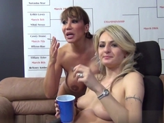Amazing pornstars Natasha Starr, Ava Devine in Fabulous Big Tits, Group sex xxx scene