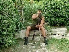 Passionate fucking in gay porn big dick clip