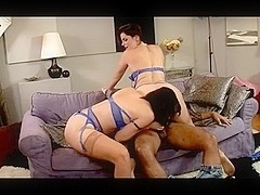 Dana DeArmond & Bobby Starr Threesome with BBC