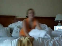 First time banging on cam