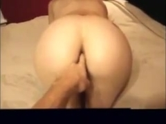 Her first time doing anal