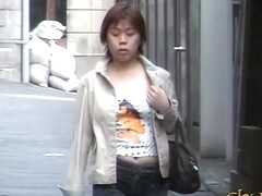Top sharked Asian milf was only hearing rumors about this