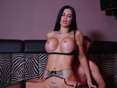 Horny pornstar Ryan Ryder in Hottest Big Tits, Stockings sex scene