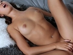 Casey Jordan - Olive Skinned Beauty