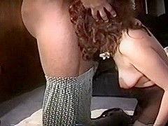 spouse tapes big teats wife with swarthy bull