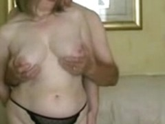 big beautiful woman non-professional mother I'd like to fuck aged engulfing her husbands jock