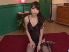 Superb porn scenes in group along Megumi Shino