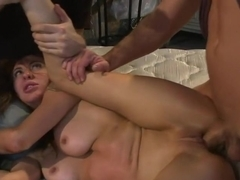 Princess Donna Gangbanged - Part 1