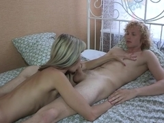 Jolly rear pounding for hot chick