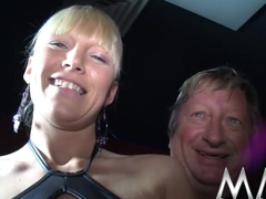 Crazy pornstar in Horny Swingers, Blowjob porn video