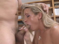 Amanda Blow & Anthony Rosano in My First Sex Teacher
