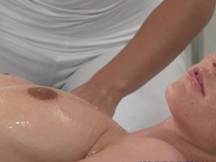Fabulous pornstar in Amazing Massage, Lesbian adult scene
