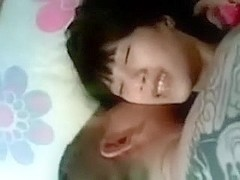 My sexually excited Chinese wife just can't live out of giving blowjobs