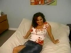 Lizabella a great latina milf fuck young guy