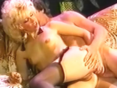 Patti Petite takes cock on a couch