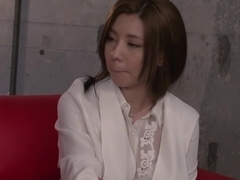Horny Japanese chick Saya Fujiwara in Best JAV uncensored Fingering scene