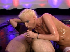 Hottest pornstar in Fabulous Bukkake, Fetish xxx video