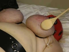 06-AUG-2015 Mature Granny Tit Torture Demo (The Movie)