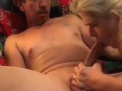 My smutty wife blowing me nice