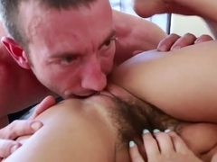 Jordan Ash likes young wet pussy of April O'neil
