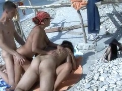 Beach Voyeur Video part 07 2