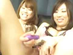Hottest Japanese girl Azusa Maki, Mirei Yokoyama in Exotic Dildos/Toys, Big Tits JAV video