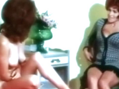 Candy And Uschi's Lesbian Special