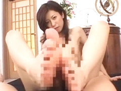 Best Japanese girl in Horny POV, Small Tits JAV movie