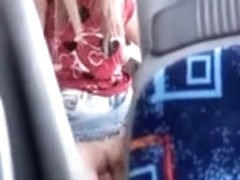 Spying in the bus