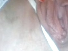 wifes dripping pussy