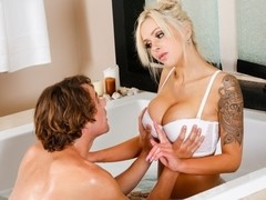 Nina Elle, Tyler Nixon in My Step-son Scene
