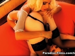 A Wine Bottle In The Ass - Paradise-Films