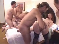 Swingers In The Hotel